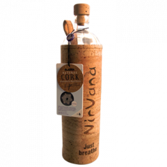 Nirvana® water restructuring bottle