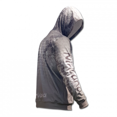 #Iambreathing Men's Hoodie - brown