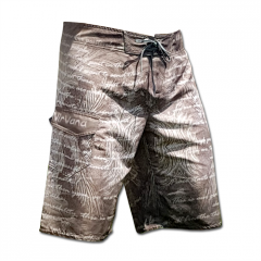 #Iambreathing Men's Shorts - brown