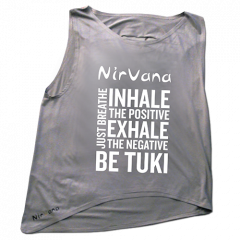 "Nirvana® ""Be tuki"" T-shirt"